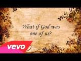 Joan Osborne - One Of Us (Lyric Video)