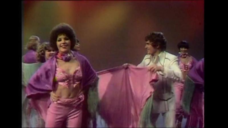 Fernsehballett mit Frank Schöbel балет тв гдр.фридрихштадтпалас Auftritt aus dem Jahr 1977.