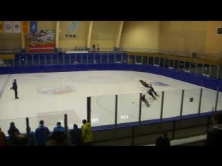 Д.Ср. 1500 м полуфинал Алена+Карина.MTS
