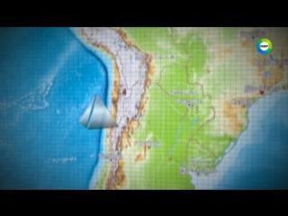 Земля. Территория загадок - Пирамиды Крымского полуострова (30.09.2015) HD