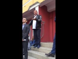 Собрание жильцов у 11 к.  (Бутово парк 2Б)  - 6 августа 2015 (9)