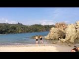Один из лучших пляжей мира❤️❤️❤️❤️❤️🌴🌴🌴🌴