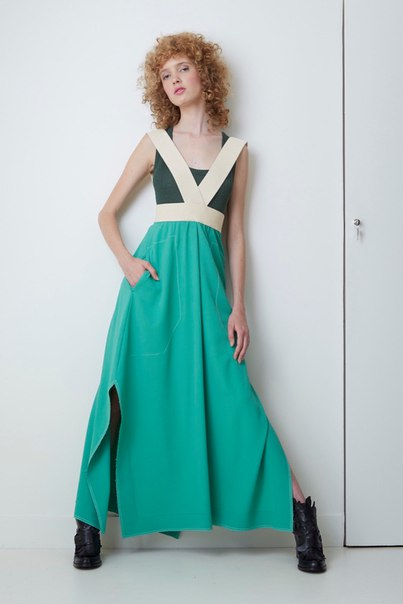 V ronique Leroy. Resort 2016.