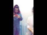 Lauren Giraldo ~ via snapchat