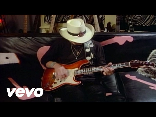 Stevie Ray Vaughan Double Trouble - Cold Shot (Video)