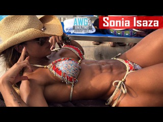 Sonia Isaza -  IFBB Bikini Fitness model | AWG