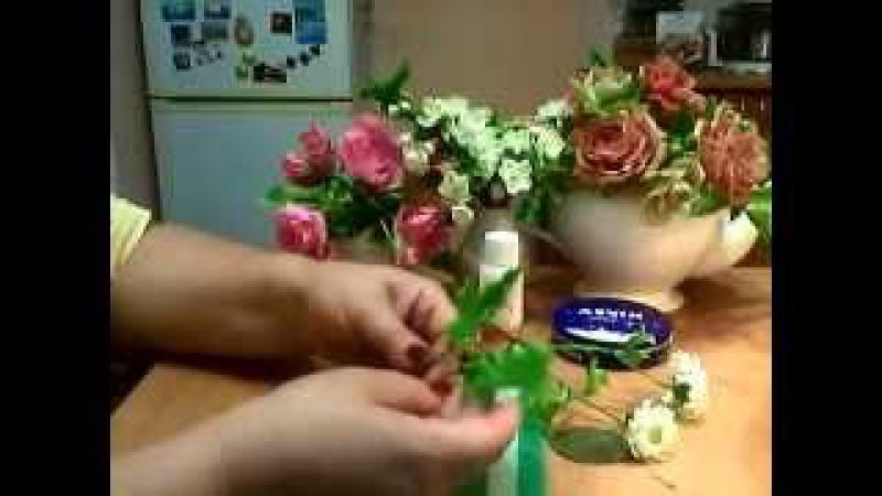 Бюджетные Молды своими руками для керамической флористики