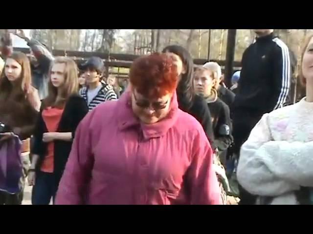 Street Dance Cup 2011 Satisfaction Бабуля жжот Бабушка сатисфекшн
