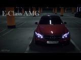 Mercedes-Benz E-Class AMG  Novosibirsk Russia