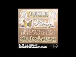DJ EZ  Sidewinder Awards 2004 Old Skool Set