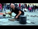 Dario Rossi TECHNO RAVE PARTY mode ON live @ Piazza del Popolo Rome