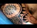 Aldeia Tattoo - Maori Free Hand