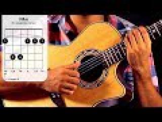 Como tocar BAILANDO en guitarra acustica de Enrique Iglesias