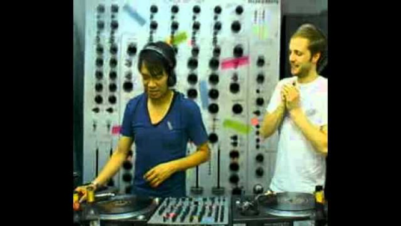 Chopstick and Johnjon @ RTS.FM Moscow 18.06.2009