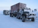 Дальнобойщики Севера . Дороги крайнего севера Зимник RUSSIAN ROADS 2