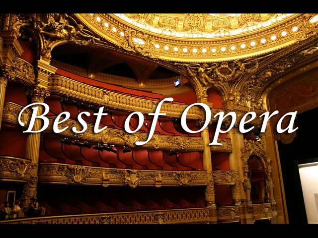 The Best Of Opera - Maria Callas, Luciano Pavarotti, Natalia Margarit, Patrizia Chiti
