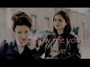 Missy x clara | show me your love | doctor who