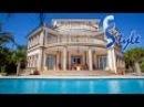Элитная недвижимость в Испании Эксклюзивная vip вилла класса люкс с видом на мор