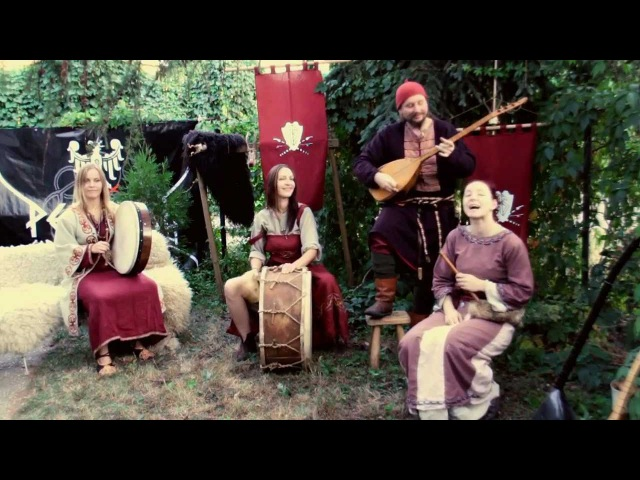 Percival - Матрёшка (Matrioszka) LIVE! Шуточная российская песенка! [2011]