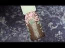 Зимние дизайны ногтей совместно с iren1704! Замерзшие розы, голубая сосулька, обезьянка 2016