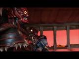 Могучие рейнджеры: Самураи серия 3