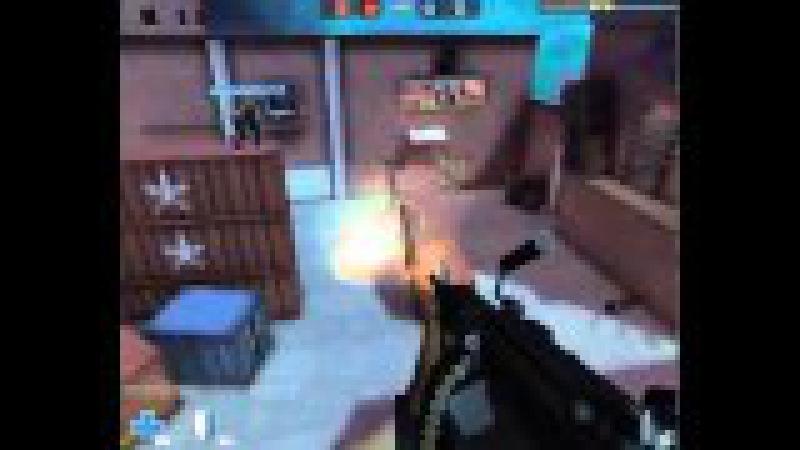 ДОН в режиме зомби в Контра Сити