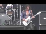 Jake E. Lee's Red Dragon Cartel - Bark At The Moon Live @ Sweden Rock Festival 2014
