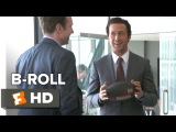 Игра на понижение видео со съемок The Big Short B-ROLL (2015) - Brad Pitt, Ryan Gosling Drama HD
