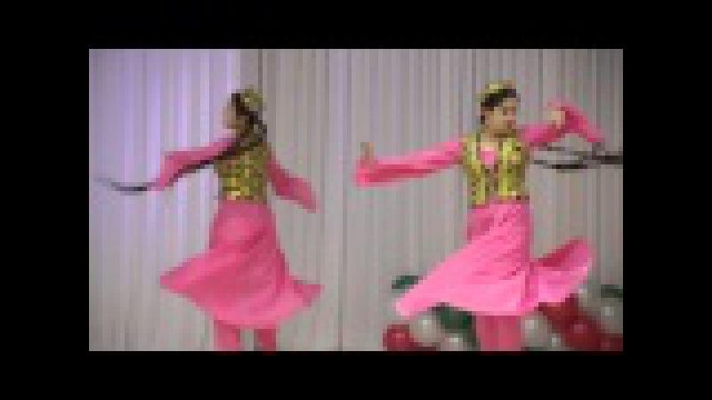 Ракси Точики Tajik dance Gulchin Ансамбль Танца Гулчин