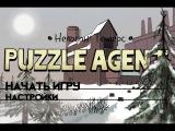 Puzzle Agent HD - Gameplay (ios, ipad) (RUS)