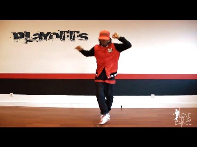 Hip Hop dance Tutorial   PLAYOFFS with Fabbreezy