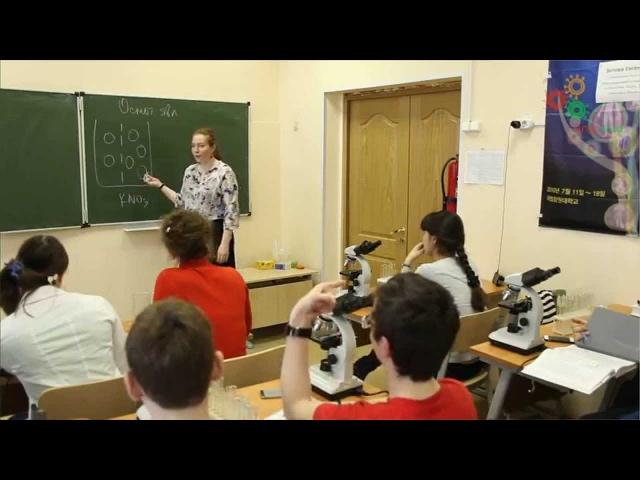 Физиология растений Практикум в ЦПМ Часть1 Осмотические явления Е Быкова