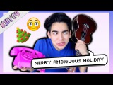 MERRY AMBIGUOUS HOLIDAY  Ben J. Pierce
