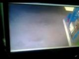 джин запечатлен на видео