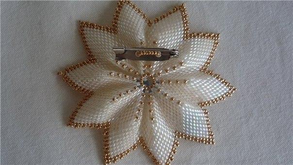 удав из бисера схема плетения галина пчелкина