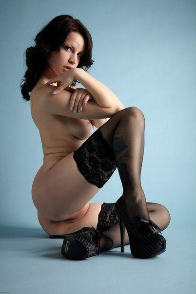 Sharyl - Black Heels