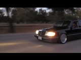Mercedes Benz W124 tuning - Мерседес 124 тюнинг