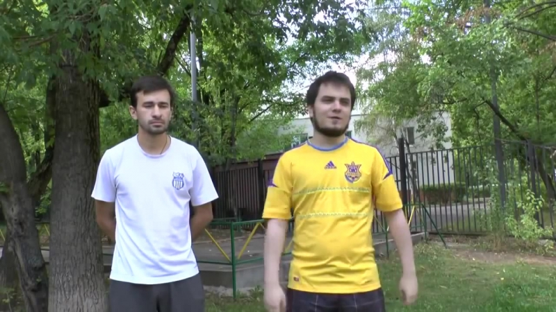 Maddyson Ice Bucket Challenge to Khovan and BabDrive (Мэддисон вызов ледяного ведра)