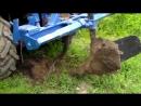 Самодельный полноприводный мини трактор и его возможности