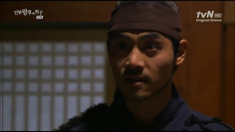 Рыцарь королевы Инхён Queen In Hyun's Man [15 16] озвучка GREEN TEA