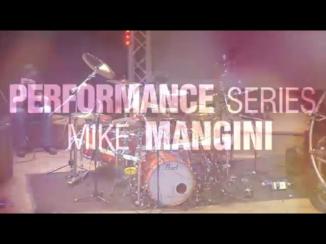 Zildjian Performance - Mike Mangini plays The Enemy Inside