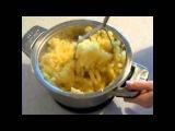 Кулинария  Рецепты Картофельная запеканка с грибами