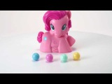 Игра Пинки Пай с мячиками Playskool My Little Pony_обзор