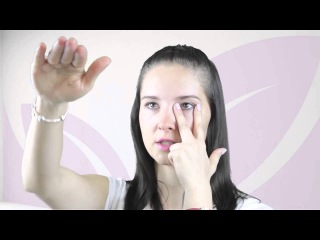 Фейсбилдинг с Евгенией Баглык. Коррекция зоны глаз
