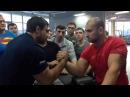T-POWERармрестлинг тренировка с Арсеном Лилиевым
