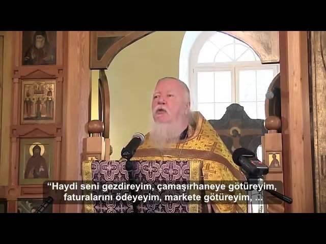 Rus başrahip Dmitri Smirnovun Müslümanlar hakkındaki görüşleri 2