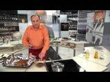 Кухня Китая. Свиные ребрышки в соевой глазури