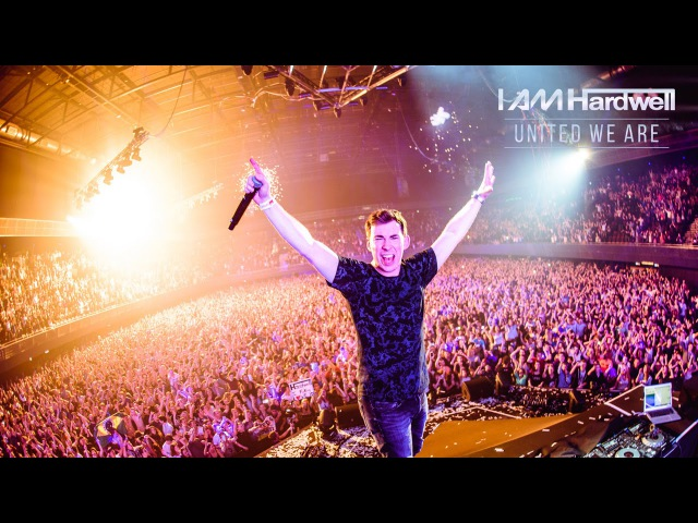 Hardwell - I AM HARDWELL United We Are 2015 Live at Ziggo Dome UnitedWeAre