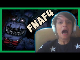 Five Nights At Freddy's 4 ► КИРПИЧИ ЛЕТЯТ | 5 Ночей с Фредди