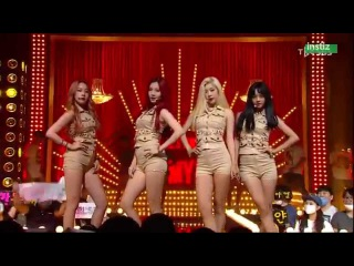 [Comeback Stage] 150712 Girl's Day (걸스데이) - Ring My Bell (링마벨) @ 인기가요 Inkigayo
